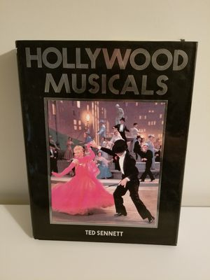 Hollywood Musicals Book By Ted Sennett 1981 Lots Of Pictures for Sale in Los Angeles, CA