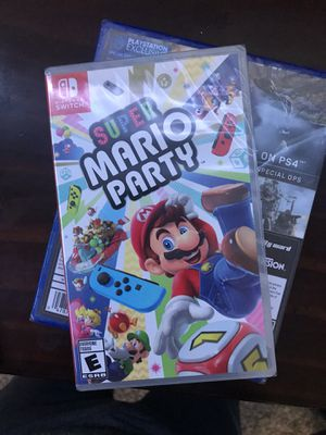 Nintendo switch Mario party for Sale in Glendale, AZ