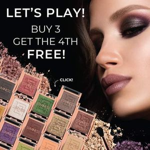 Click n Play Eyeshadows! BUY 3 get 1 FREE! for Sale in Summerfield, FL