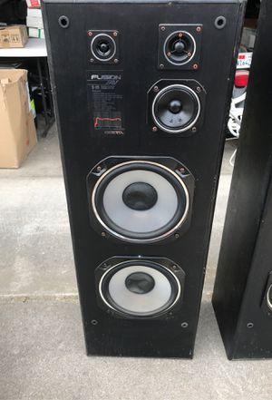 Onkyo speakers for Sale in Oakdale, CA