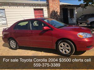 Toyota Corolla 2004 for Sale in Fresno, CA