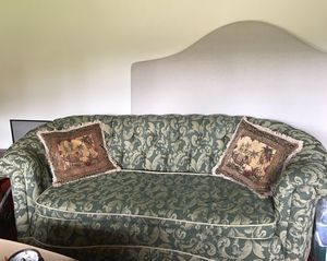 Antique sofa and two wing back chairs. for Sale in Canonsburg, PA