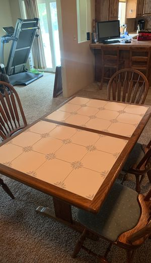 Table - Kitchen/dining for Sale in Tulare, CA