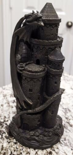 Smoking Castle with Dragon Incense Burner for Sale in Southlake, TX