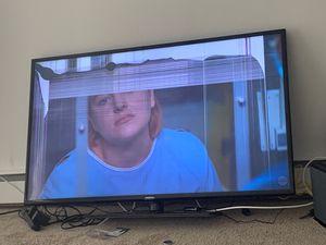 Broken lcd led Samsung smart tv 55 inch for Sale in Oak Lawn, IL