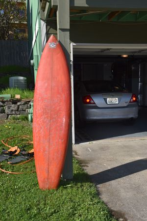 """6' 8"""" Thick Surfboard for Sale in Bremerton, WA"""