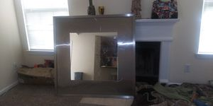 Rooms to go Chrome mirror for Sale in Lawrenceville, GA