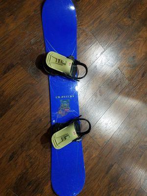 Snowboard/Bindings/Bag 4 sale for Sale in Las Vegas, NV