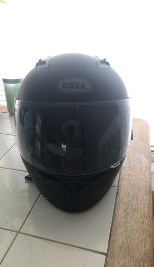 Bell motorcycle helmet. DOT compliant for Sale in Oxford, GA
