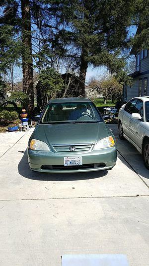 2003, Honda Civic, sedan, manuel. for Sale in Enumclaw, WA