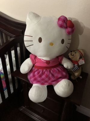 Large hello kitty stuffed animal for Sale in Poway, CA