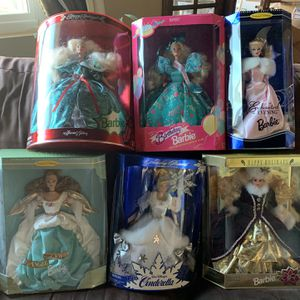Collectible Barbies for Sale in Norco, CA