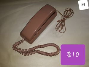 Vintage push-button phone $10 for Sale in Anaheim, CA