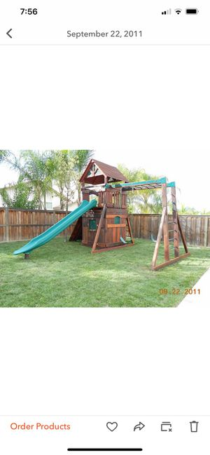 Outdoor play set for sale for Sale in Menifee, CA