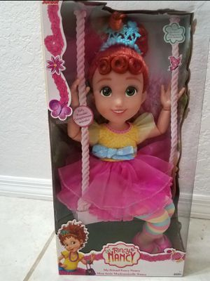 """Fancy Nancy 18"""" Poseable doll for Sale in Hialeah, FL"""