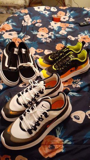 Brand new nikes/ vans (sizes 5, 6, 6.5) for Sale in St. Cloud, MN