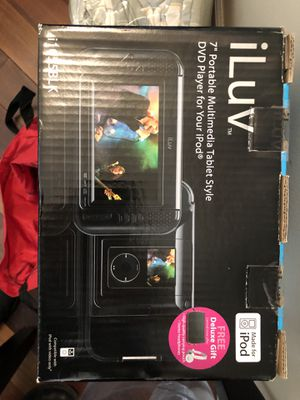 Iluv Portable DVD player for Sale in Chicago, IL