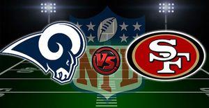 49ers vs Rams- 4 TICKETS for Sale in Turlock, CA