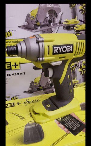 RYOBI 18V IMPACT DRIVER TOOL ONLY BRAND NEW for Sale in San Bernardino, CA