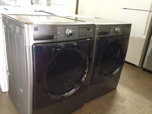 Kenmore Front Loading Washer and Dryer Set for Sale in Austin, TX