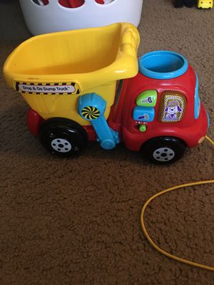 Told truck with sound and light for Sale in Dallas, TX