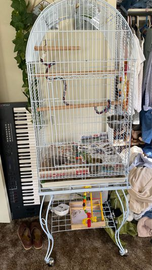 Moving bird cage! (NEW) for Sale in Alhambra, CA