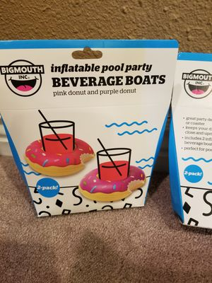 Inflatable beverage boats for Sale in Aurora, CO