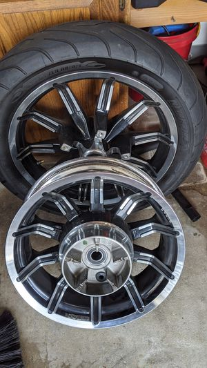 Harley Touring Wheels for Sale in Los Alamitos, CA