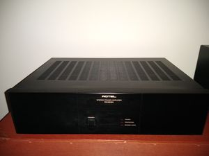 Rotel rb 980bx Power Amplifier for Sale in Gaithersburg, MD