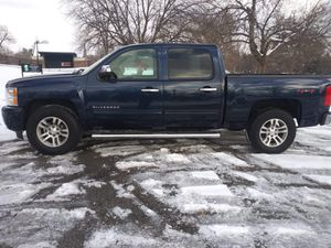 2011 Chevy Silverado four-door 4 x 4 good tires good breaks all around solid reliable truck price to sell 11 for 50 Cash talks in hand come see it an for Sale in Indianapolis, IN