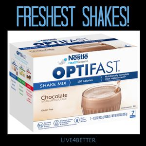 Optifast 800 Freshest Chocolate Powder Shakes! for Sale in Los Angeles, CA