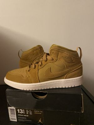 Jordan 1 Mid BP Size 13.5C for Sale in Columbus, OH