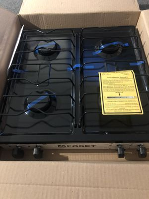 New cooktop gas stove for Sale in Hialeah, FL