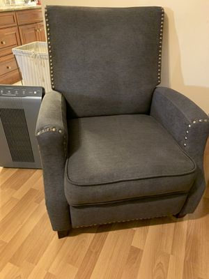 Sofa chair recliner for Sale in Pompano Beach, FL