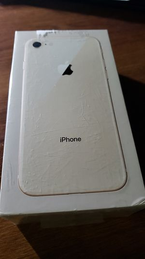 Brand New Iphone 8 64GB Gold Unlocked for Sale in Burke, VA