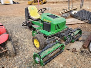 John deer 2653a diesel riding mover for Sale in Oroville, CA