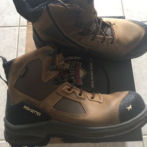 Work boots/Irish setter (NEW) for Sale in Lake Worth, FL