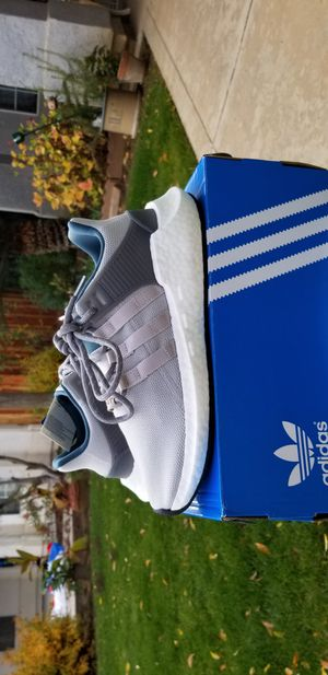 Brand new Authentic Adidas EQT 93/17 Boost for Sale in Clovis, CA