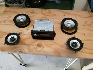 Alpine Car Stereo System for Sale in Canyon Country, CA