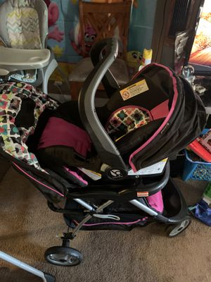 Infant car seat /stroller combo for Sale in Selma, TX