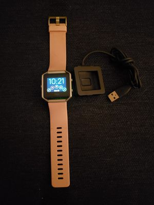 Fitbit blaze size L for Sale in Fontana, CA