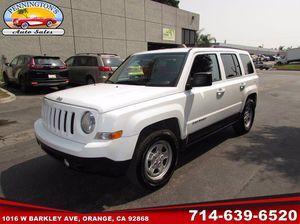 2016 Jeep Patriot for Sale in Orange, CA