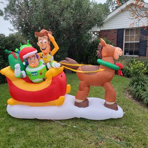 TOY STORY AIRBLOWNE INFLATABLE BRAND NEW for Sale in Gulf Breeze, FL