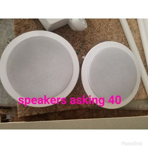 Speakers asking 40 for Sale in Fort Myers, FL