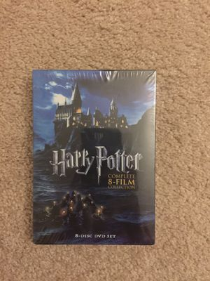 Harry Potter DVD's full set for Sale in Alexandria, VA