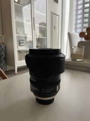 Tampon 24-70mm F2.8 Lens for Sale in Chicago, IL