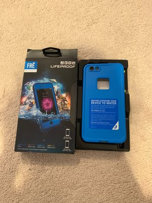 Life proof Free for IPhone 6Plus or 6S Plus brand new for Sale in Brier, WA