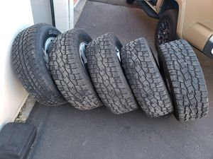 Jeep wheels for Sale in Livermore, CA