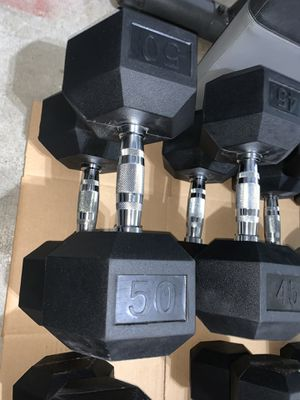 Brand New, Single 50lb dumbbell, still in box for Sale in Salem, OR