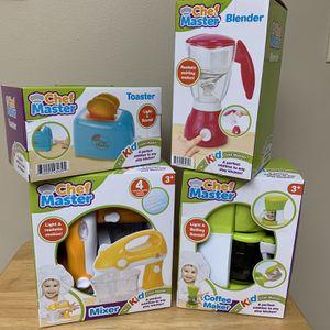 Brand New Master Chef Kids Kitchen Package for Sale in Orlando, FL